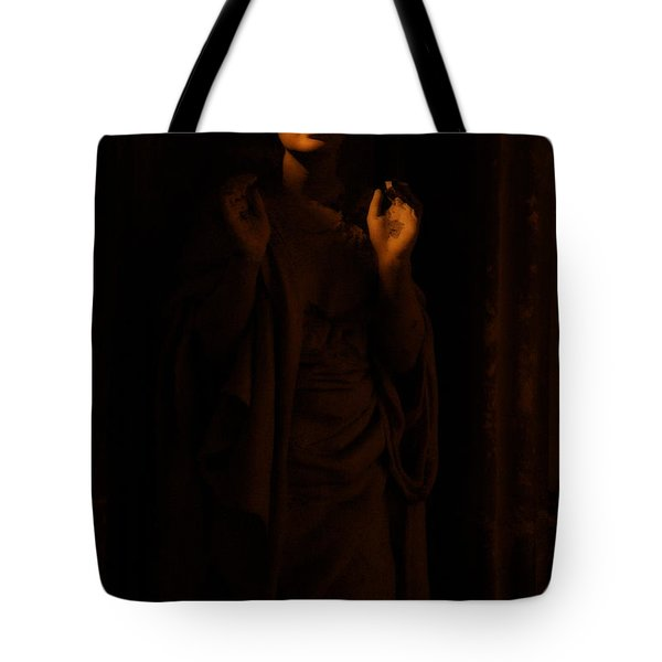 Supplication Tote Bag by Lisa Knechtel