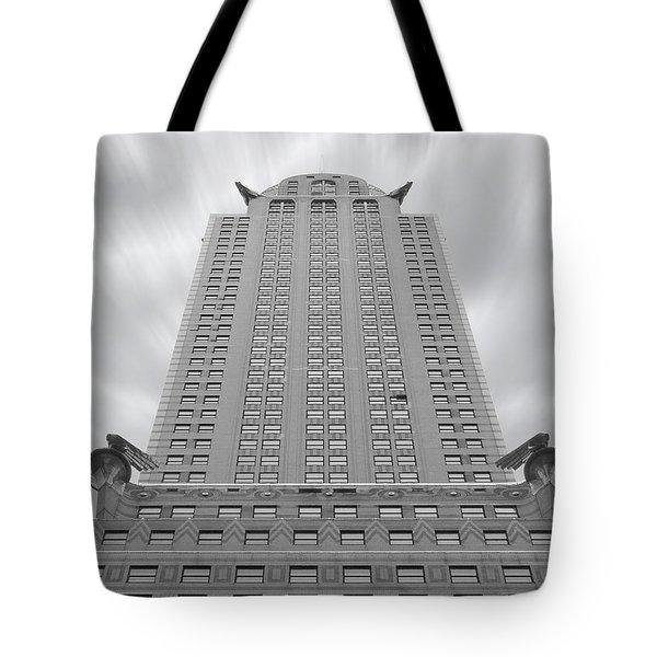 The Chrysler Building 2 Tote Bag