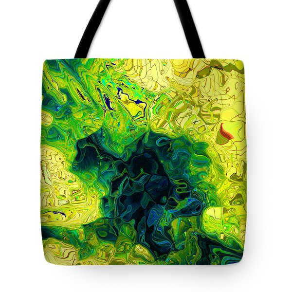 The Core Tote Bag by Jen Sparks