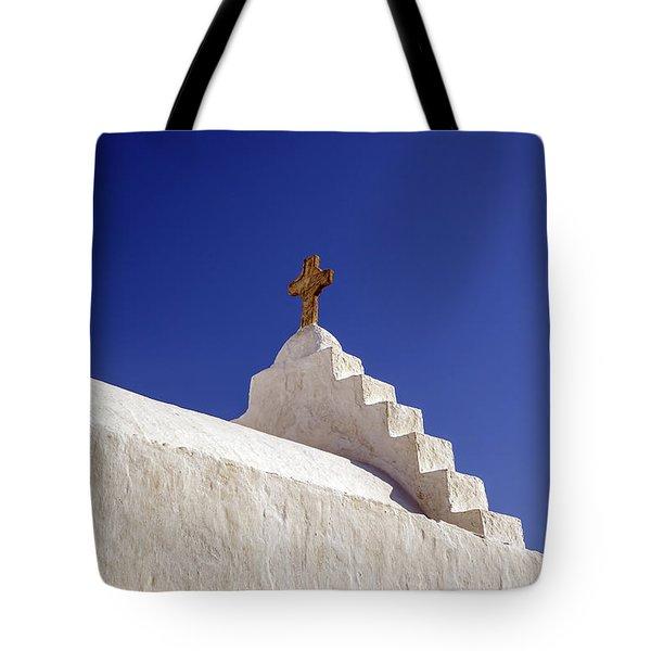 The Cross Tote Bag