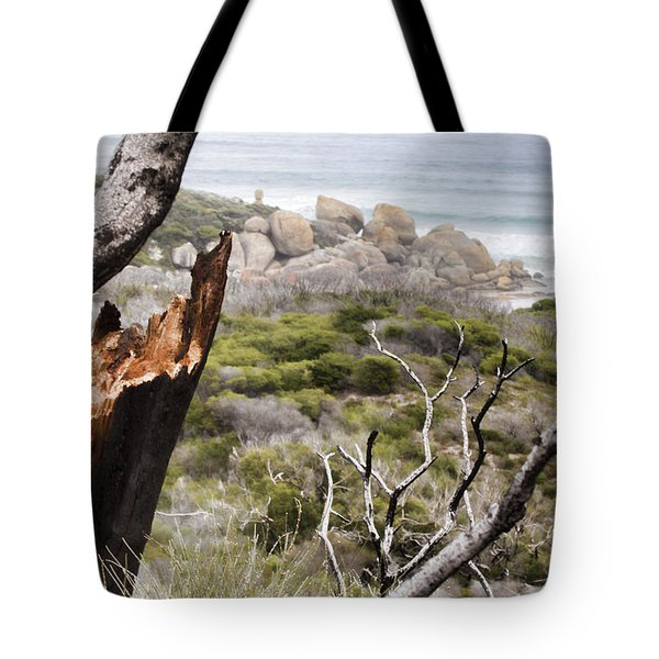 The Death Of A Tree V2 Tote Bag
