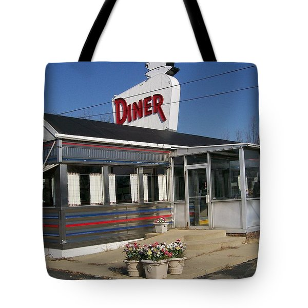 The Diner Tote Bag