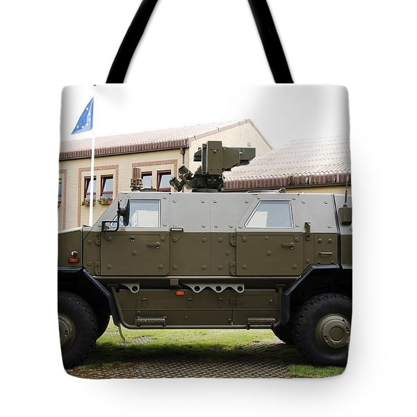The Multi-purpose Protected Vehicle Tote Bag by Luc De Jaeger