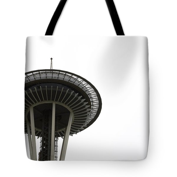 Tote Bag featuring the photograph The Needle by Lorraine Devon Wilke