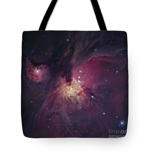 The Orion Nebula Tote Bag by Robert Gendler