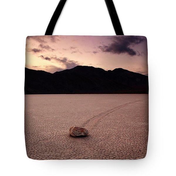 Tote Bag featuring the photograph The Racetrack by Keith Kapple