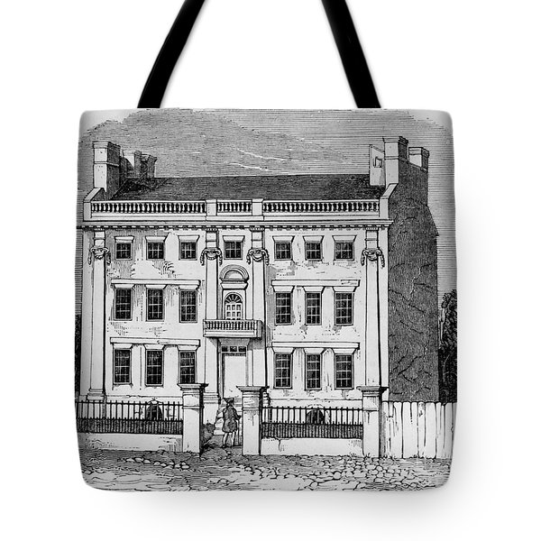 Thomas Hutchinson Tote Bag by Granger
