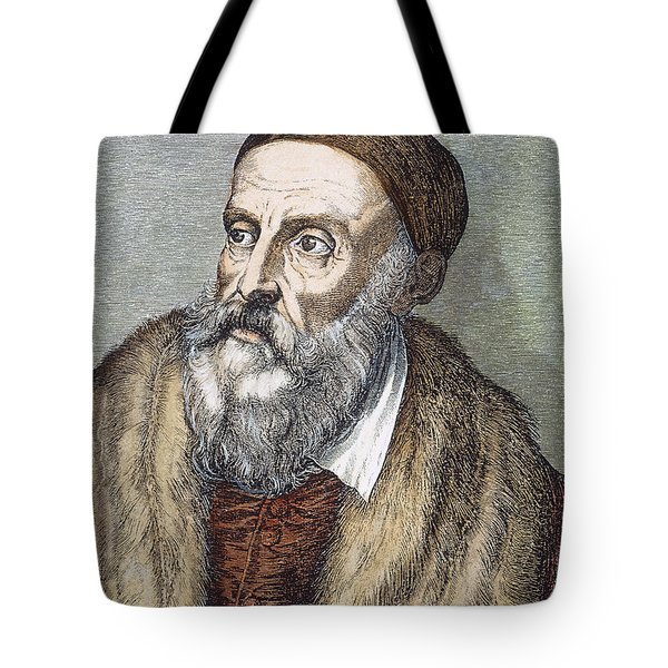 Titian (c1490-1576) Tote Bag by Granger