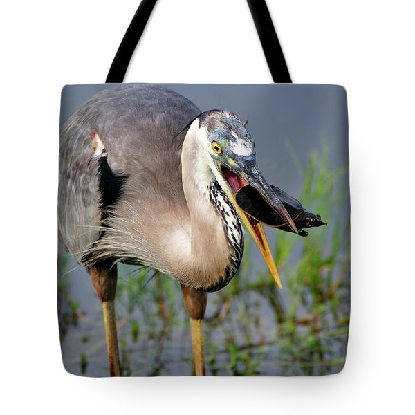 Toss And Catch Tote Bag