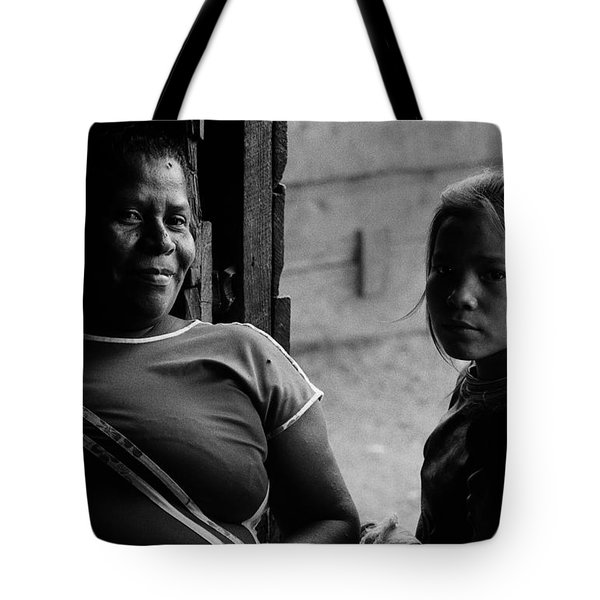 Two Generations Tote Bag by Michael Mogensen