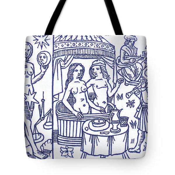 Venus, Roman Goddess Of Love Tote Bag by Science Source