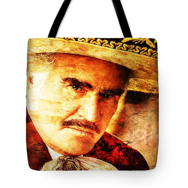 Vicente Tote Bag