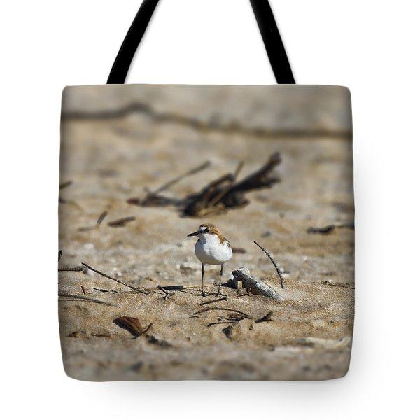 Wading Bird Tote Bag by Douglas Barnard