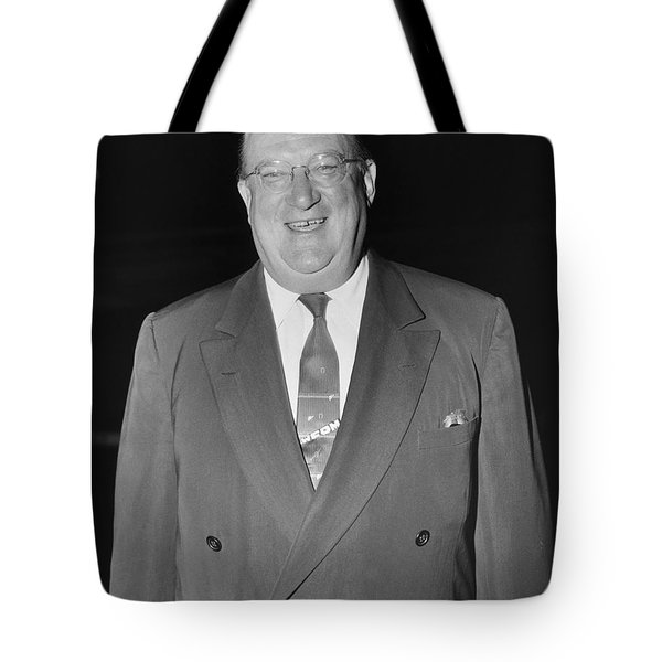 Walter Omalley (1903-1979) Tote Bag by Granger