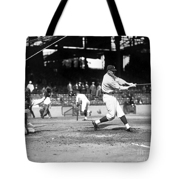 Walter Perry Johnson Tote Bag by Granger