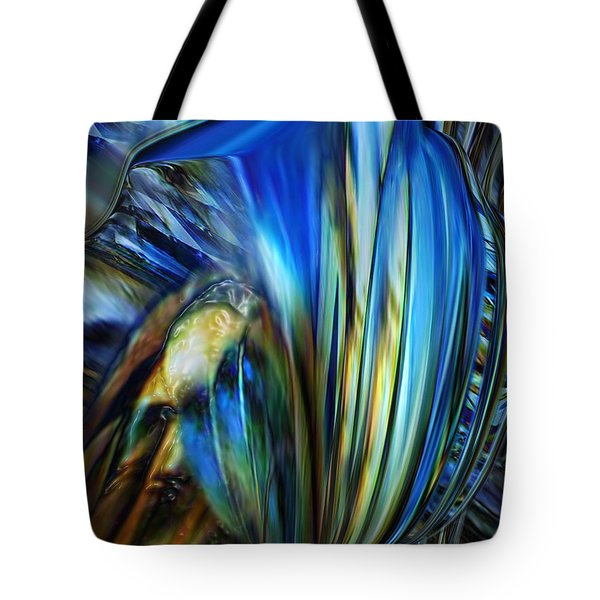 Wealth Weary Tote Bag