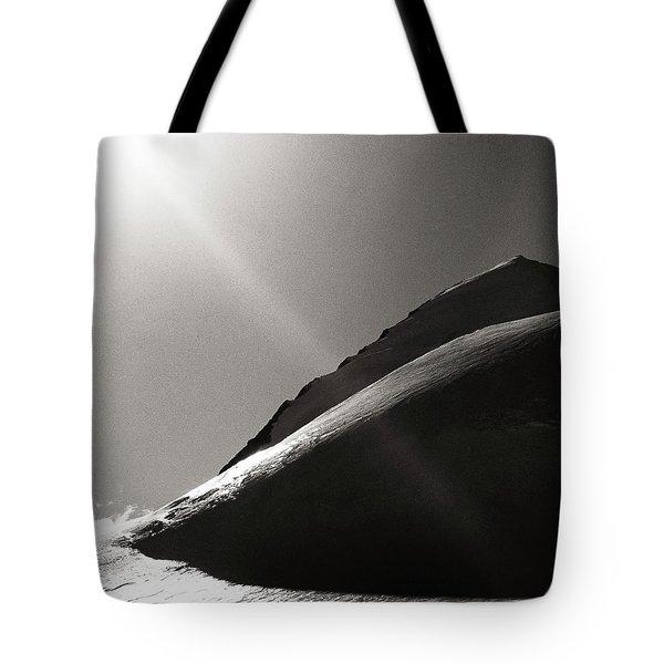 Western Plateau Tote Bag by Konstantin Dikovsky