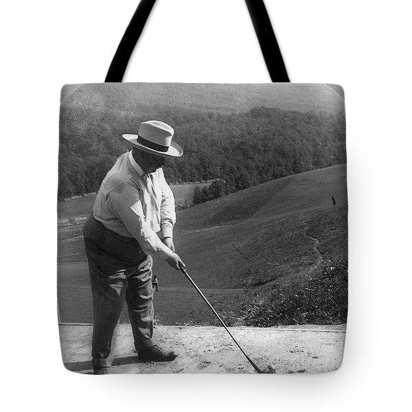 William Howard Taft Tote Bag by Granger