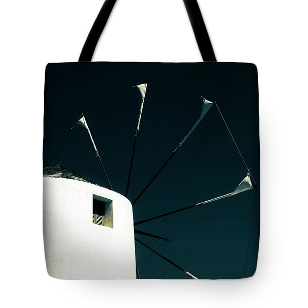 Windmill Tote Bag by Joana Kruse
