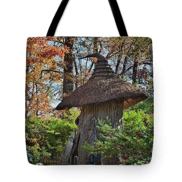 Winterthur Gardens Tote Bag by John Greim