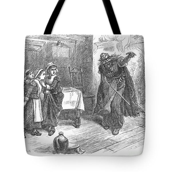 Witch Trial: Tituba, 1692 Tote Bag by Granger