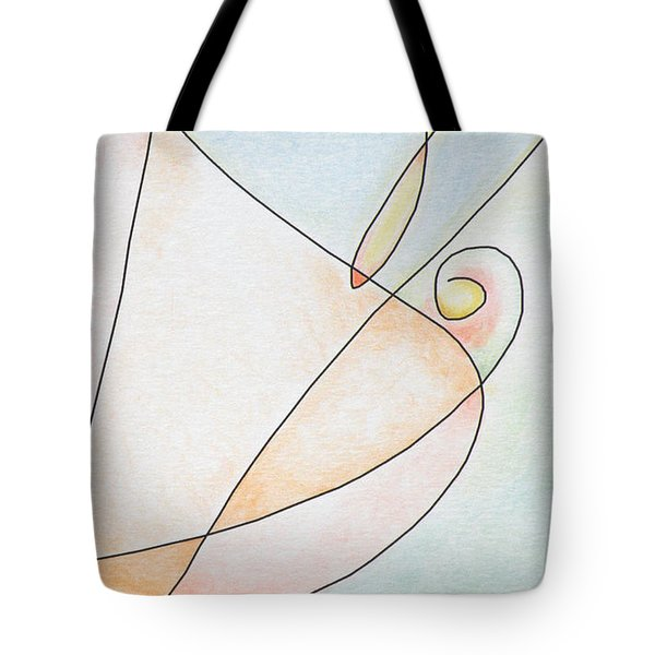 Woman Tote Bag by Dave Martsolf