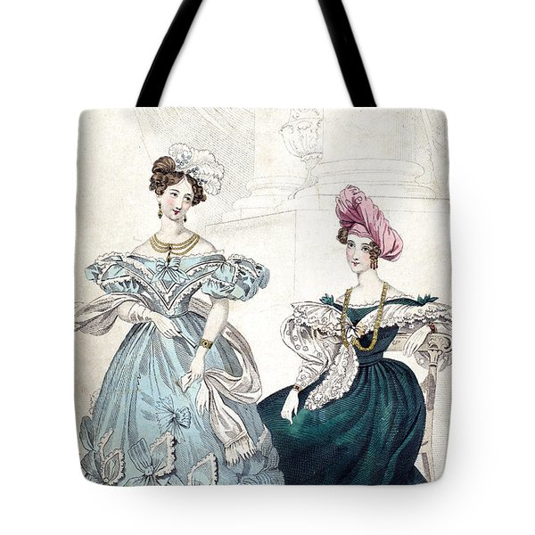 Womens Fashion, 1833 Tote Bag by Granger