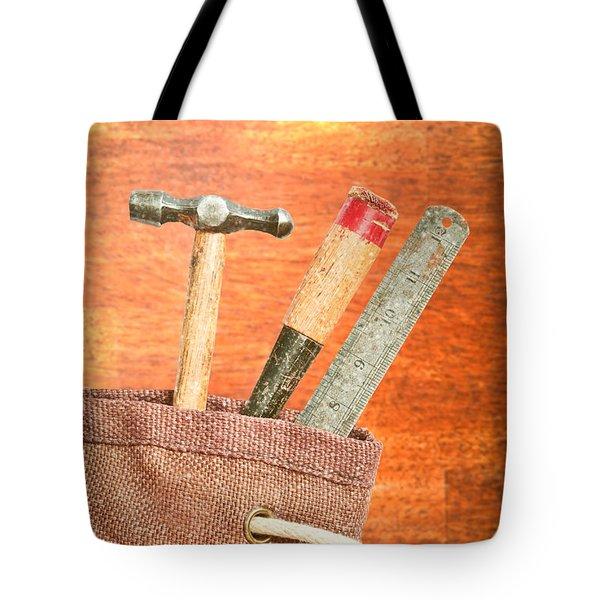 Work Tools Tote Bag