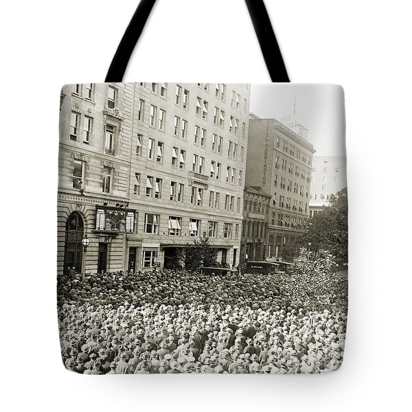 World Series, 1925 Tote Bag by Granger