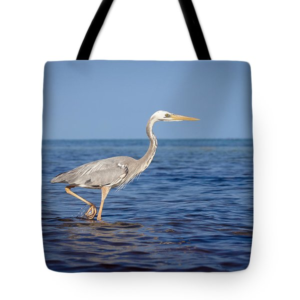 Wurdemann's Heron Tote Bag