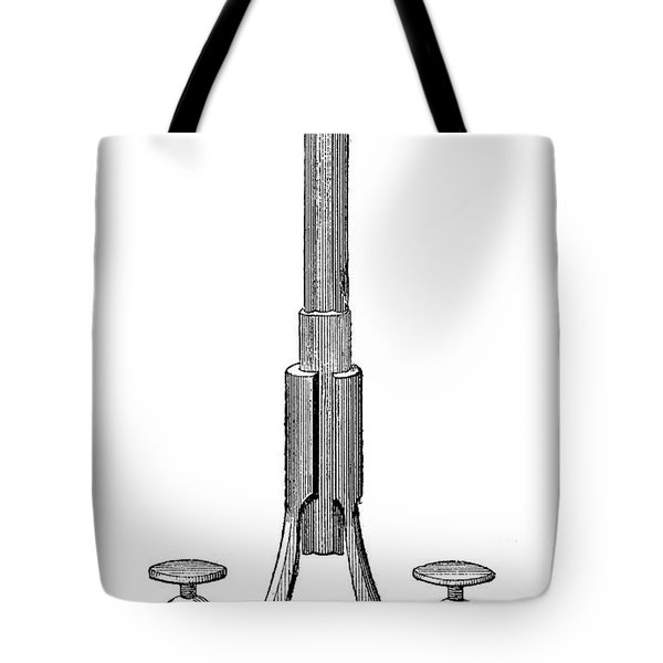 Yablochkov Candle Tote Bag by Granger