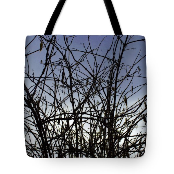 Yet To Spring Tote Bag by Sumit Mehndiratta