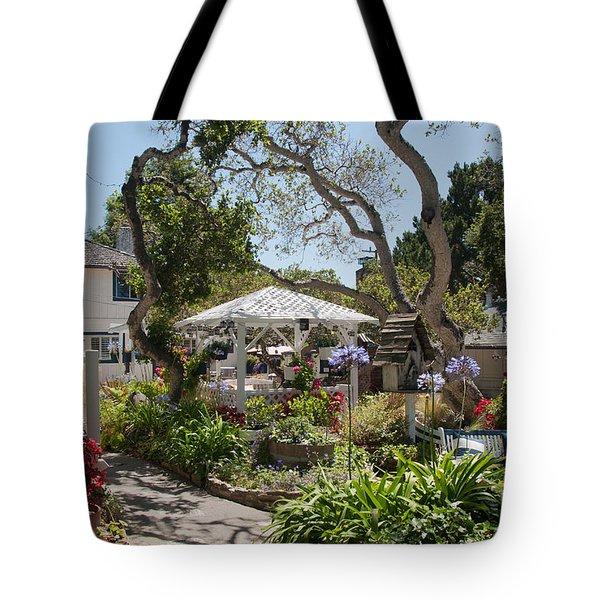 Carmel Tote Bag by Carol Ailles