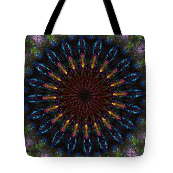 10 Minute Art 120611a Tote Bag by David Lane