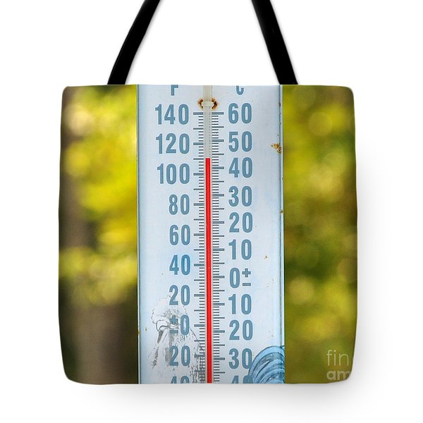 110 Degrees In The Shade Tote Bag by Al Powell Photography USA