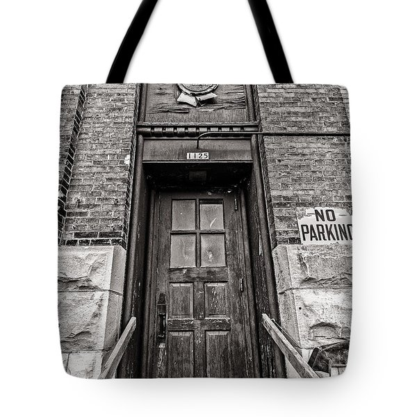 1125 Pabst Tote Bag by CJ Schmit