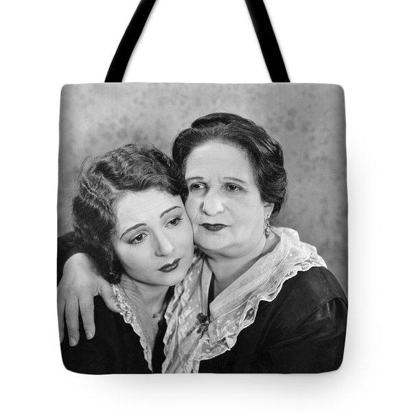 Silent Film Still: Women Tote Bag by Granger