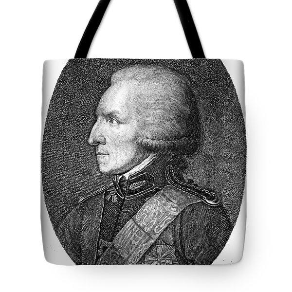 Benjamin Thompson Tote Bag by Granger