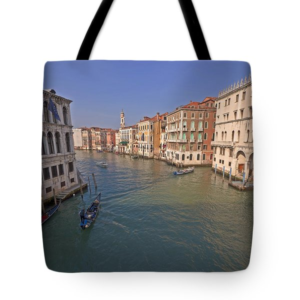 Venice - Italy Tote Bag by Joana Kruse