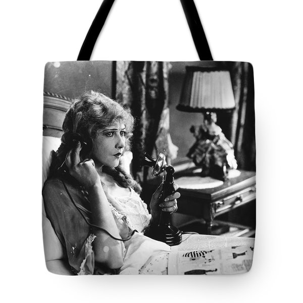 Film Still: Telephones Tote Bag by Granger