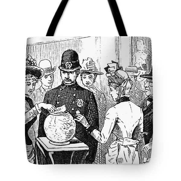 Johnstown Flood, 1889 Tote Bag by Granger