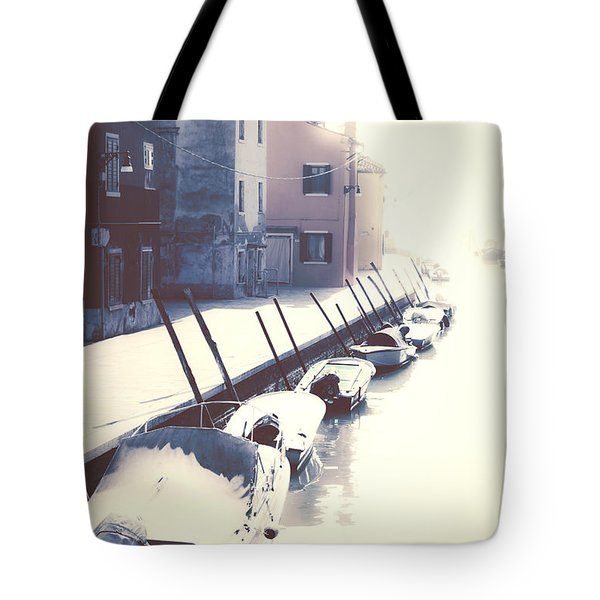 Burano Tote Bag by Joana Kruse