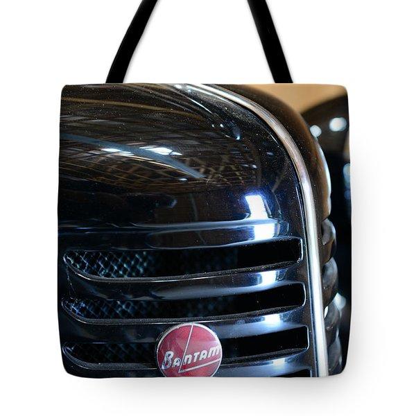 1940 Bantam Auto Tote Bag by Paul Ward