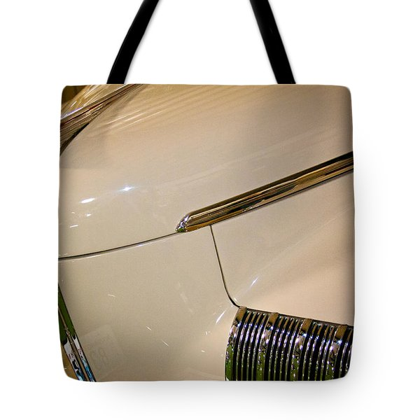 1941 Nash Ambassador Eight Tote Bag by David Patterson