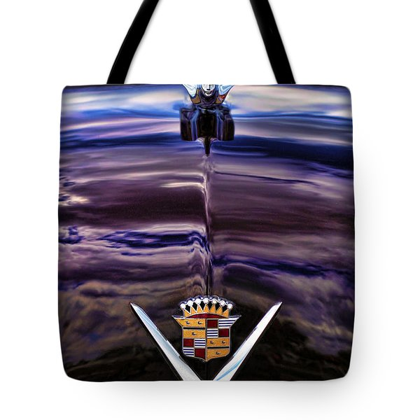 1949 Cadillac Tote Bag by Gordon Dean II
