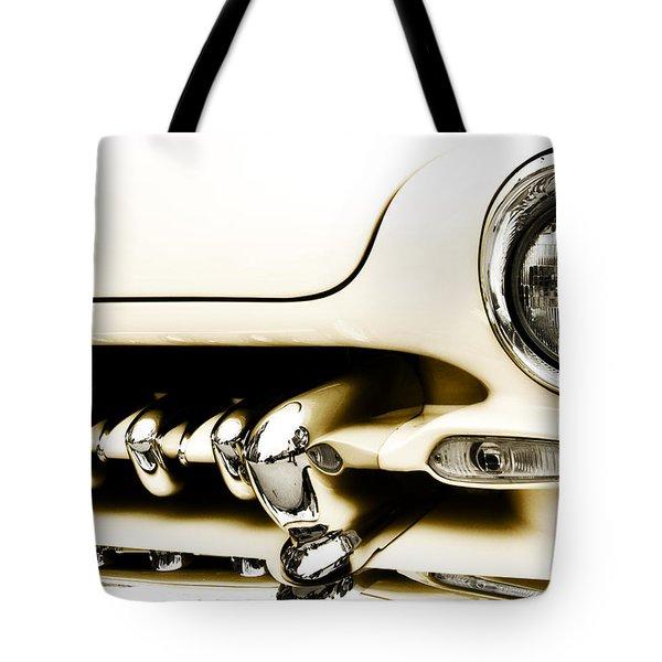 1949 Mercury Tote Bag