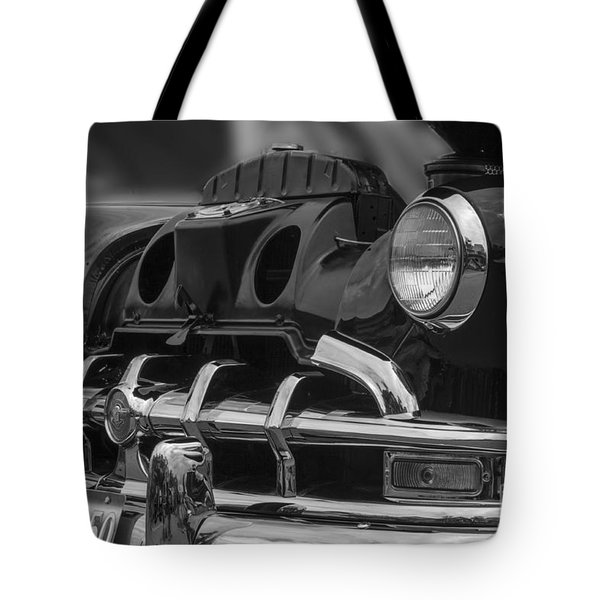 1950 Classic Reflections Tote Bag by Darleen Stry
