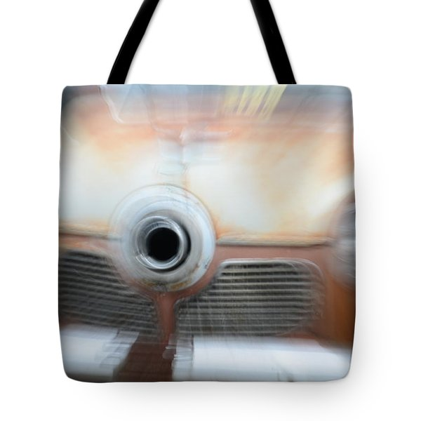 1951 Studebaker Abstract Tote Bag