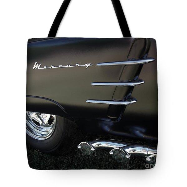 1953 Mercury Monterey Tote Bag by Peter Piatt
