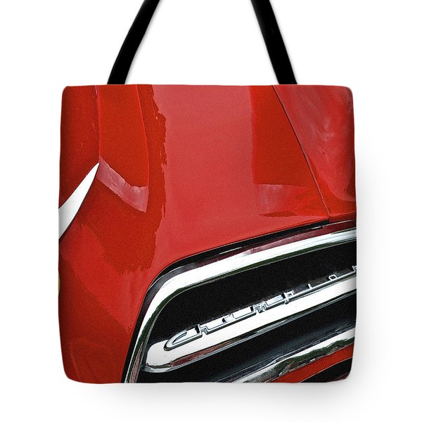 1953 Studebaker Champion Tote Bag by Bill Owen